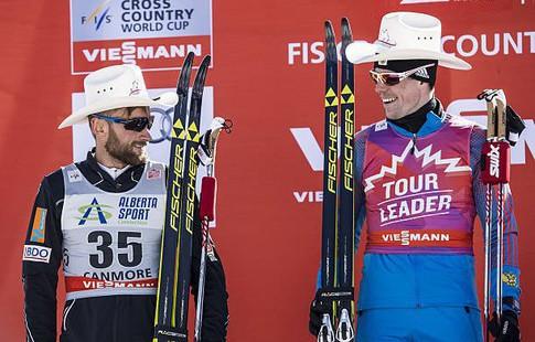 Нортуг посвящает свое участие вЮгорском лыжном марафоне россиянину Устюгову