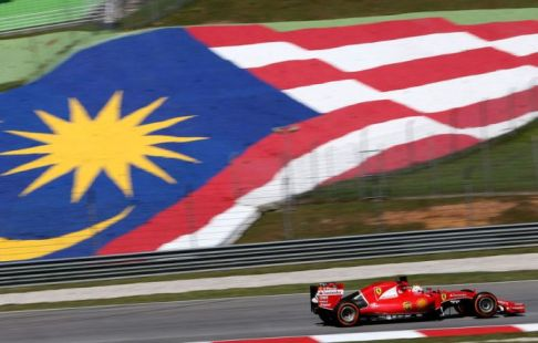 Гран-при Малайзии оставляет Формулу-1