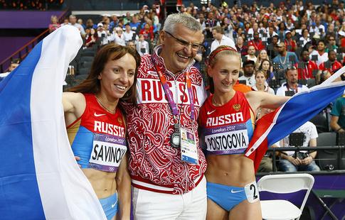 CAS пожизненно отстранил двух российских тренеров полегкой атлетике