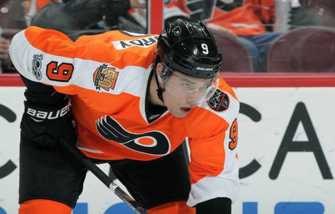 Шайба жителя России Проворова помогла «Филадельфии» одолеть «Коламбус» вматче НХЛ