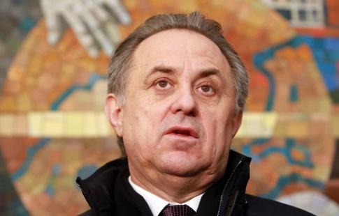 Виталий Мутко пообещал «идеальный» газон стадиона наКрестовском острове кКубку конфедераций