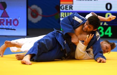 Дзюдоистка С.Ярёмка стала серебряным призером чемпионата Европы