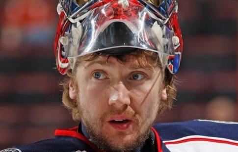 Бобровский номинирован наприз лучшему вратарю НХЛ