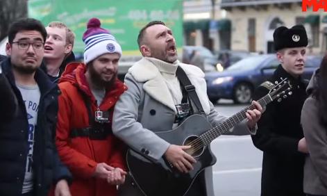 Сергей Шнуров объявил осоздании сборника песен для самых маленьких
