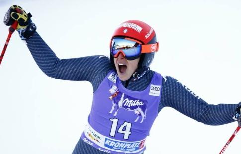 Корейских лыжников дисквалифицировали запиво