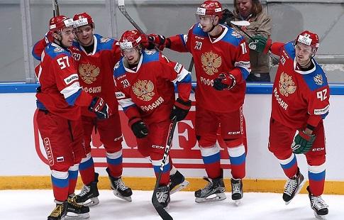 Еврохоккейтур. Чешские игры. Сборная России - сборная Финляндии. Прямая трансляция