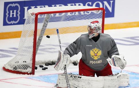 Сборная Российской Федерации уступила финнам вовтором матче Чешских игр