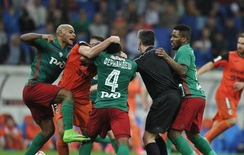 ЦСКА вышел на 2-ое место благодаря голам Чалова иНатхо