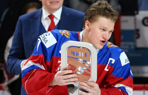 Сборная Российской Федерации на 1-ый матч чемпионата мира соШвецией заявит 21 хоккеиста