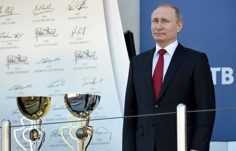 Путин примет участие вматче Ночной хоккейной лиги