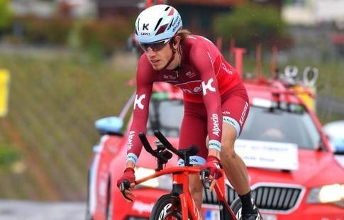 Официальная презентация команд состоялась вАльгеро перед стартом «Джиро д'Италия»