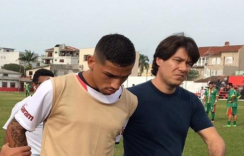 ВБразилии футболиста арестовали прямо впроцессе матча