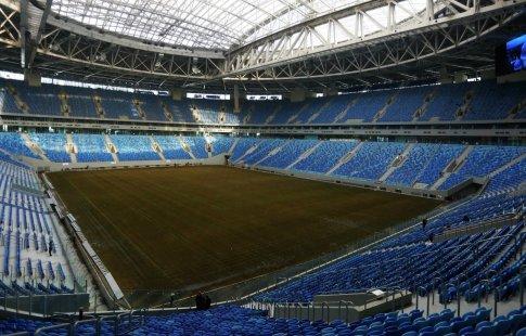 «Зенит» отказался играть с«Краснодаром» нановом стадионе из-за испорченного поля