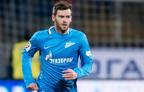 Защитник «Зенита» хотел сыграть хотябы одну минуту нановом стадионе «Санкт-Петербург»