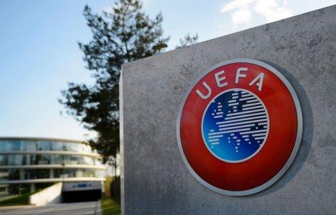 Трофеи Лиги чемпионов иЛиги Европы будут вручать наполе
