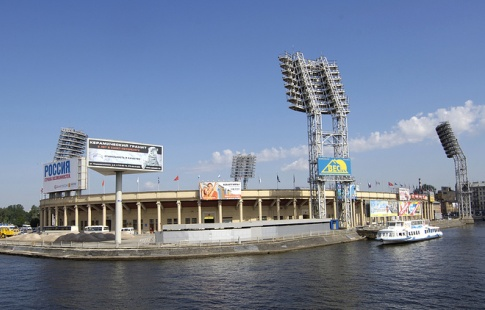 «Тосно» домашние матчи всезоне-2017/18 будет проводить настадионе «Петровский»