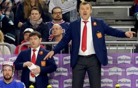 «Вматче сЧехией русские хоккеисты пересилили себя»— Олег Знарок