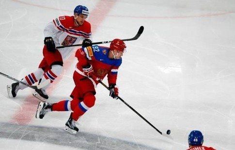 Знарок оматче Россия-Канада: Наход игры повлияли ошибки иудаления