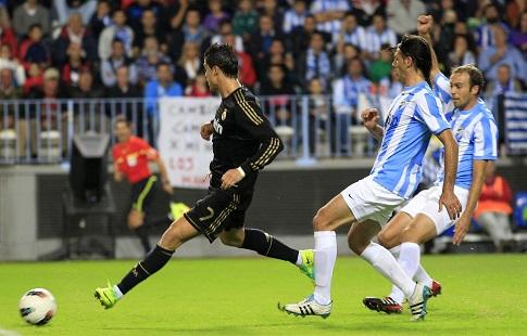 Мадридский «Реал» одержал победу чемпионат Испании пофутболу