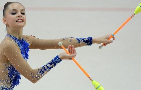 Юниорская сборная РФ выиграла золото чемпионата Европы вгрупповых упражнениях
