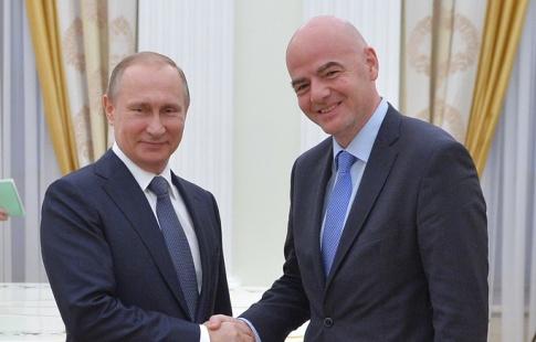 Кандидатура Сорокина всовет ФИФА предложена наисполкоме РФС