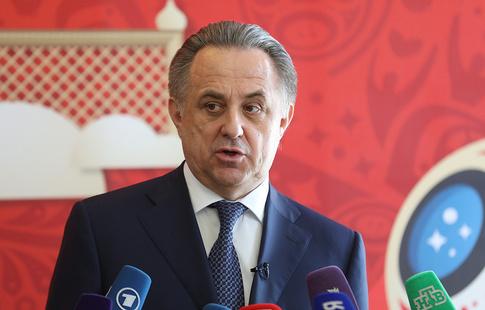 Владимир Путин встретится спрезидентом ФИФА Джанни Инфантино
