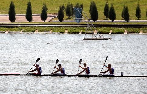 Телицын, Богдашин, Чаукин иВикулин взяли золотые медали чемпионата Европы