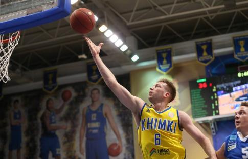 «Зенит» уступил «Химкам» втретьем матче, продлив полуфинальную серию
