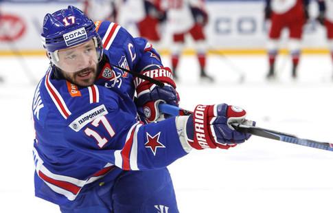 Илья Ковальчук хочет сыграть наОИ-2018, будучи хоккеистом СКА— Александр Медведев