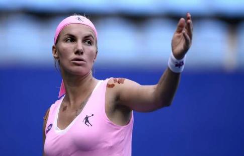 Кузнецова вышла в1/8 финала Roland Garros