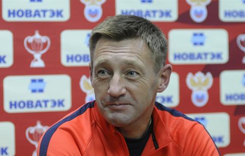 Аленичев возглавил «Енисей» ипообещал болельщикам яркую игру