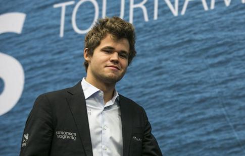 Norway Chess: Левон Аронян сыграет сегодня счемпионом мира Магнусом Карлсеном