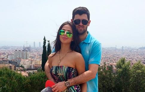 Александр Радулов развёлся с супругой  спустя два года после свадьбы