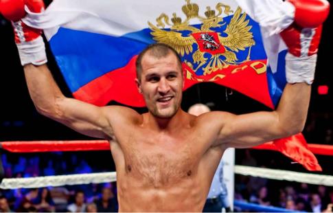 Челябинский боксер Сергей Ковалев прибыл вЛас-Вегас