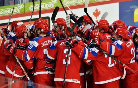 ФХР пригласила сборную Канады наКубок Первого канала