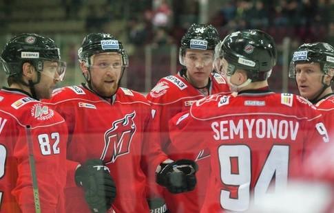 Новокузнецкий «Металлург» подал документы вВысшую Хоккейную Лигу