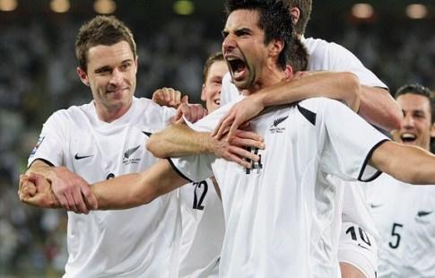 Сборная новейшей Зеландии пофутболу проиграла белорусам вконтрольном матче