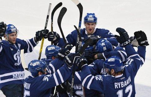 Хоккейное «Динамо» примет участие вследующем сезоне КХЛ