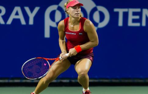 теннис кербер анжелик фото