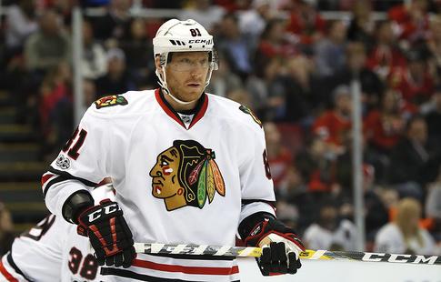 НХЛ. Госса может закончить карьеру из-за аллергии нахоккейную экипировку