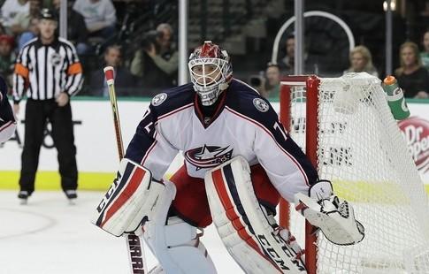 Сергей Бобровский признан лучшим вратарем НХЛ