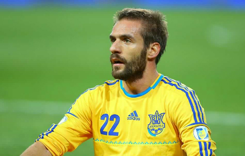 Экс-нападающий сборной Украины задумался над окончанием карьеры