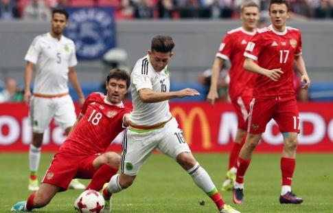 В государственной думе раскритиковали игру сборной Российской Федерации вматче против Мексики вКазани
