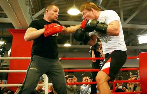 Руденко: Поветкин— боксёр схорошей школой