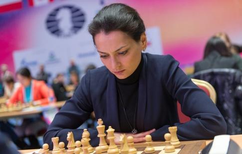 Женская сборнаяРФ впервый раз выиграла командный чемпионат мира пошахматам