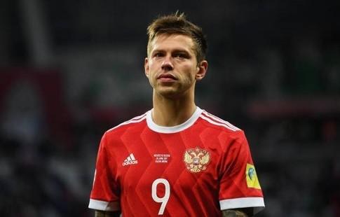 Фёдор Смолов может перейти в«Зенит»