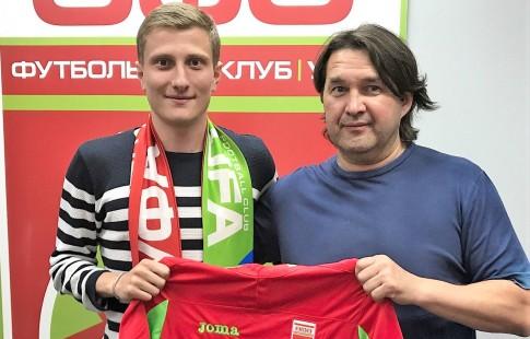 «Уфа» подписала защитника сборной Грузии