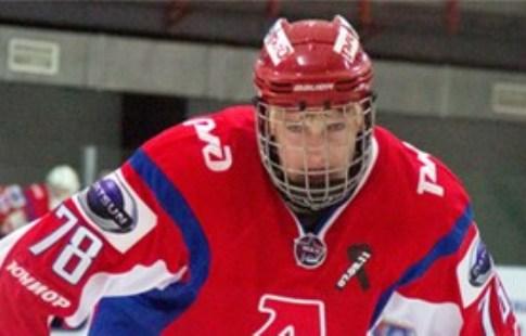 Клуб НХЛ «Тампа-Бэй» подписал договор новичка сроссиянином Сосуновым