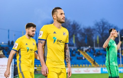«Ростов» объявил, что договорился опереходе футболиста Кудряшова вказанский «Рубин»