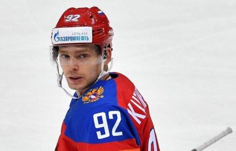 Кузнецов подписал восьмилетний договор с«Вашингтоном» на62,4 млн. долларов